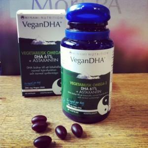 omega 3 vegansk